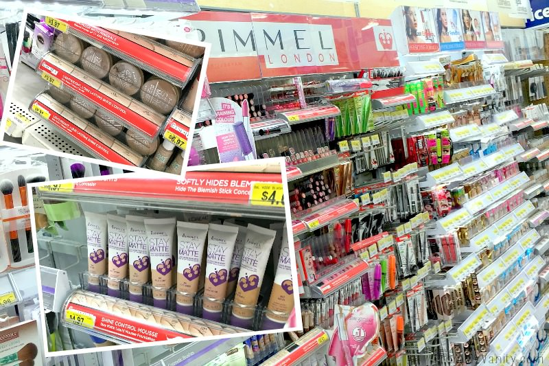 Check out your local Walmart for Rimmel London!