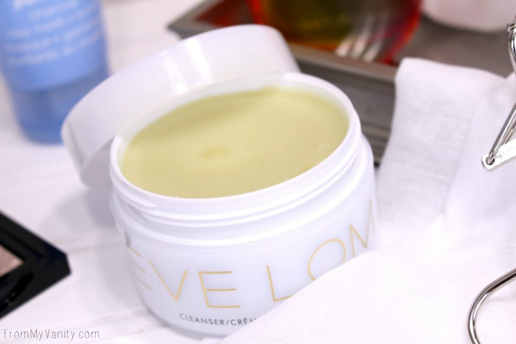 Eve Lom Cleanser -- luxury in a jar!