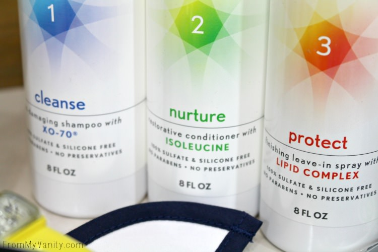 Cleanse, Nurture, and Protect your hair as a mom!