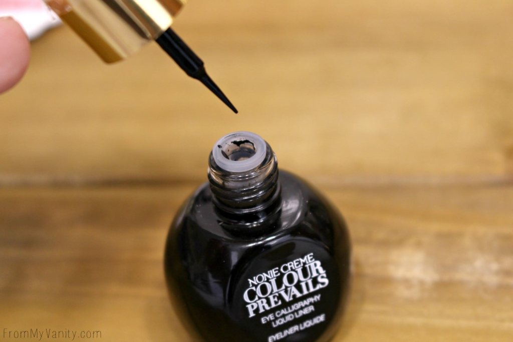 Liner tip from the Colour Prevails Calligraphy liquid liner