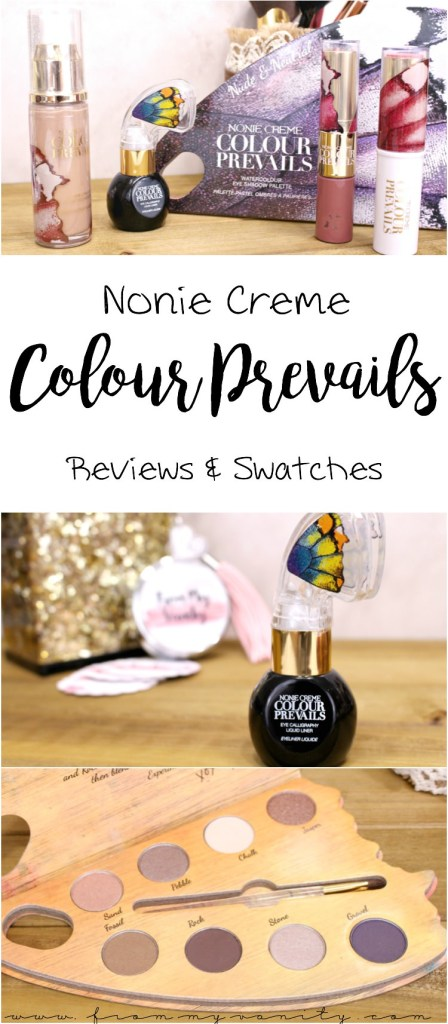 I always see Colour Prevails at Walgreens, but never hear anyone talk about this brand! Definitely worth a read!