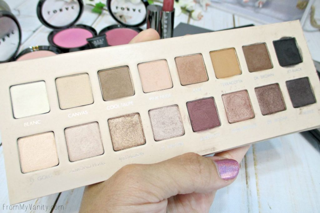 The LORAC PRO palettes are amazing!