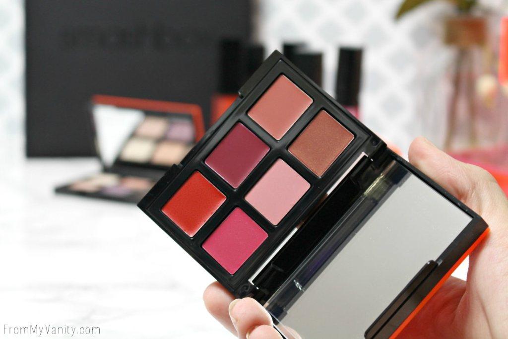 Smashbox Lips | Light It Up: 3 Mini Palettes: Eyes, Contour, Lips