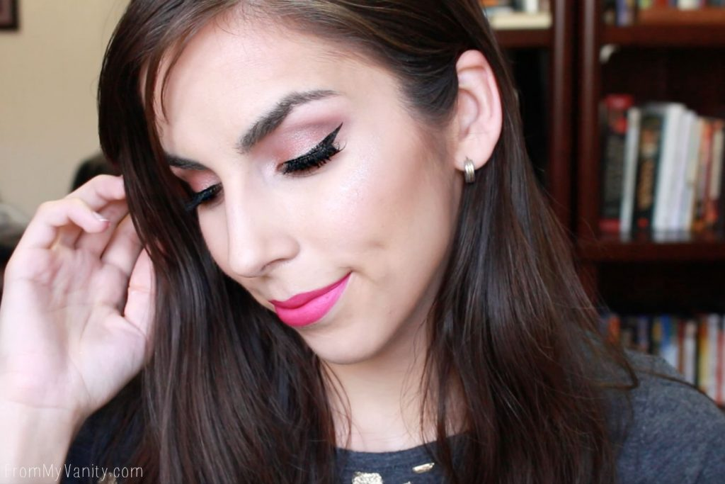 Date Night Makeup with Glo Minerals | Completed Face Look