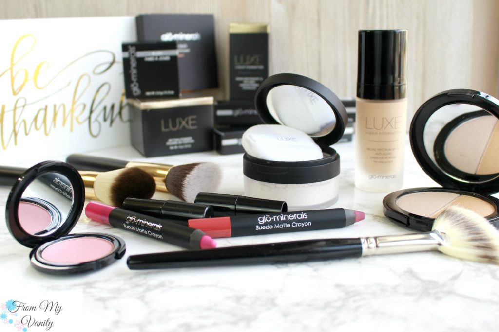 Date Night Makeup with Glo Minerals | New Products