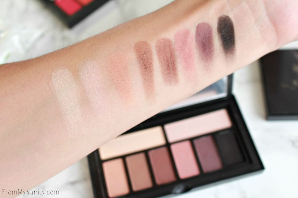 Smashbox Cover Shot Palette Collection   Matte   Swatches