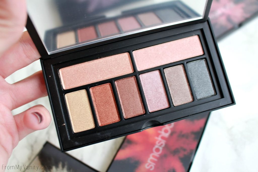 Smashbox Cover Shot Palette Collection   Metallic