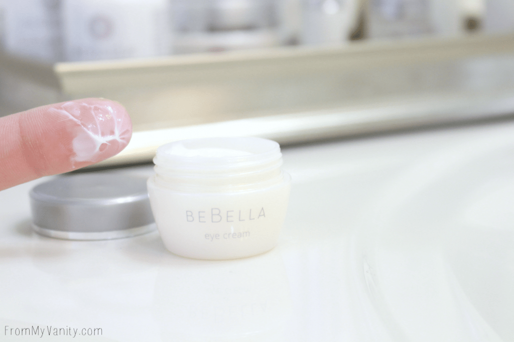 BeBella | the World's First Dual Process Probiotic Skincare System | Eye Cream