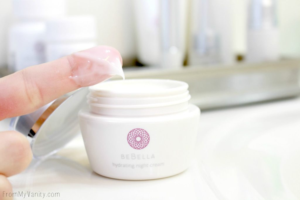BeBella | the World's First Dual Process Probiotic Skincare System | Hydrating Night Cream