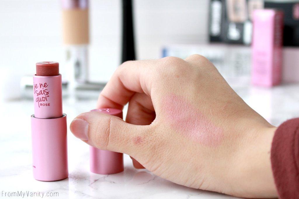 QVC TSV Presale   IT Cosmetics It's All About You! Customer Favorites   Je Ne Sais Quoi Rose