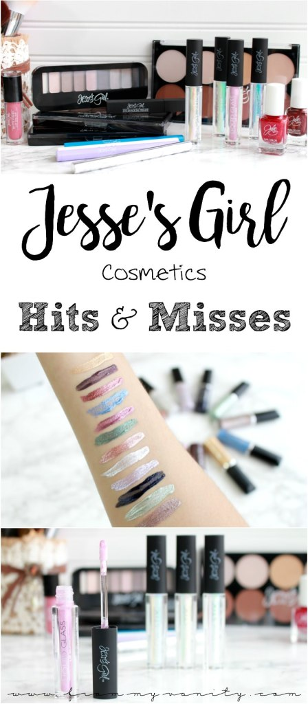 Jesse's Girl Cosmetics   Hits & Misses   What Products You SHOULD and SHOULDN'T Get   Julie G Polishes