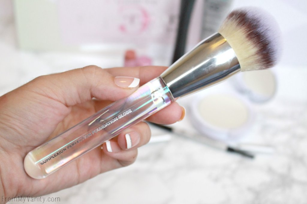 NEW IT Cosmetics & QVC TSV | IT's Your Top 5 Superstars | Heavenly Luxe Perfection Foundation Globe Brush