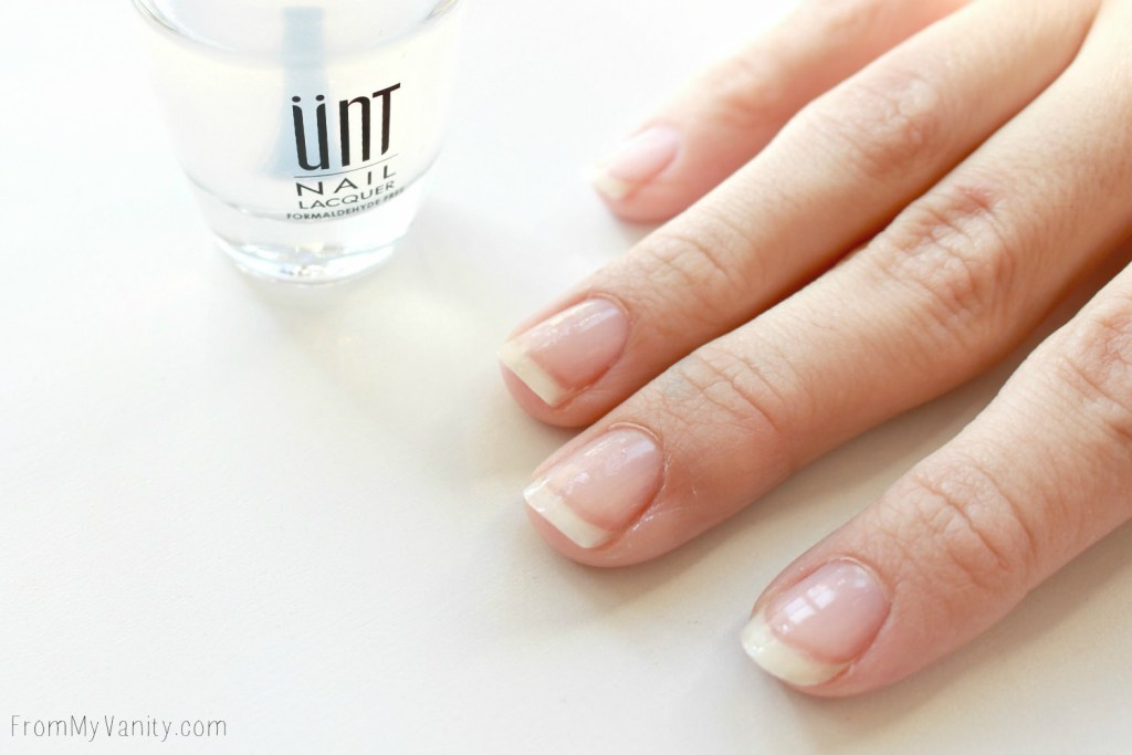 Easy Dotticure Nail Art   Tutorial   Step 1