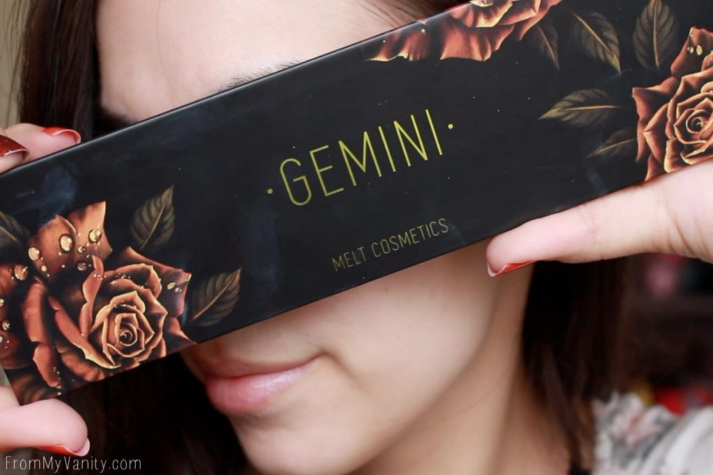 Melt Cosmetics Gemini Palette | Review, Swatches, Tutorial, & Dupes!