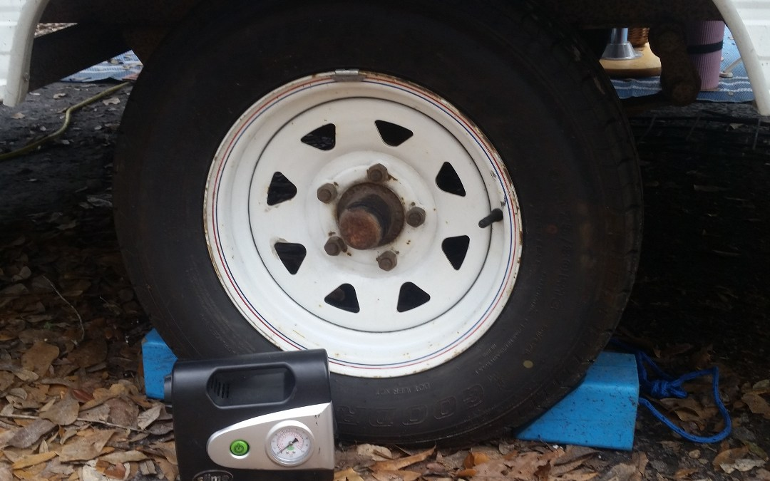 Calculating Tire Pressure in RV Camper Trailer Tires - From