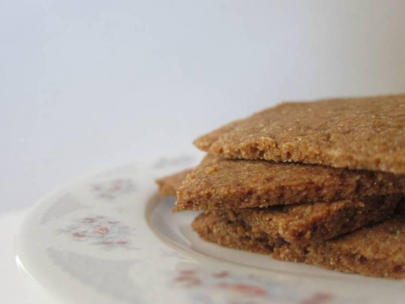 Sugar-free Graham Crackers (THM)