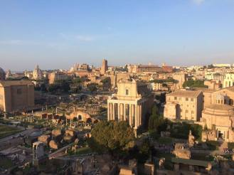 Roman Forum - so beautiful!