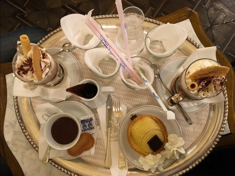 CAFE FLORIAN VENISE