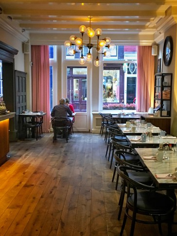 Jansz Restaurant Amsterdam