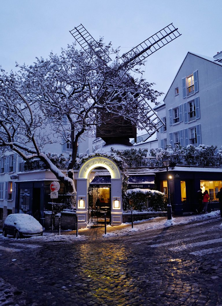 Montmartre Mills Paris