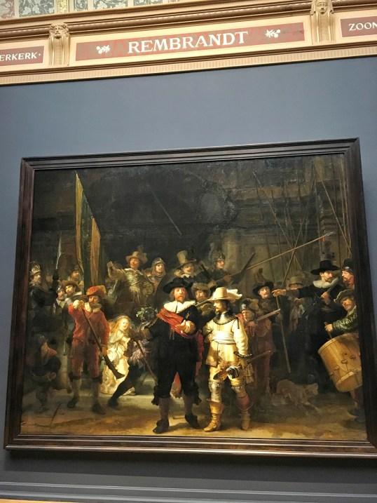Ronde-de-Nuit-Rembrandt