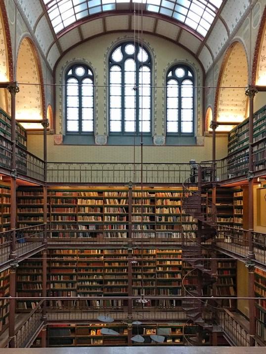 bibliothéque-Rijksmuseum