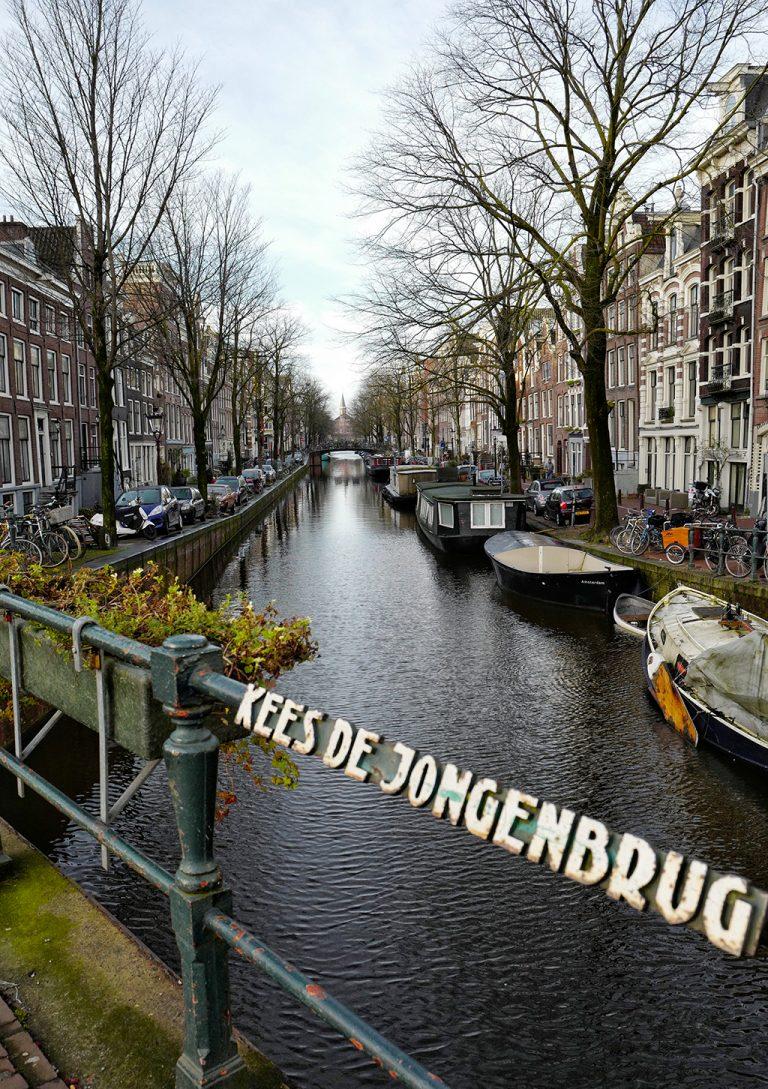 Kees De Jongenbrug Amsterdam