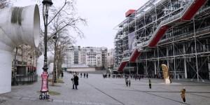 Pompidou center Paris