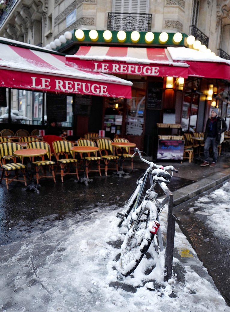 Montmartre Le Refuge