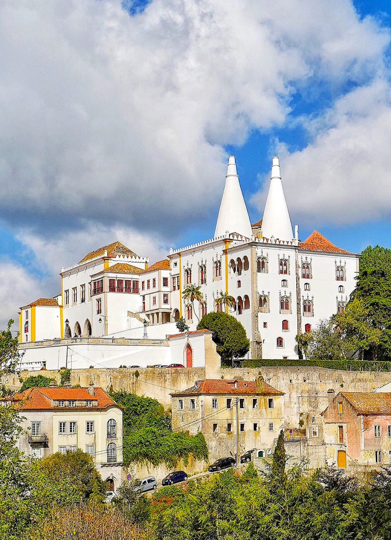 Sintra National Palace Portugal