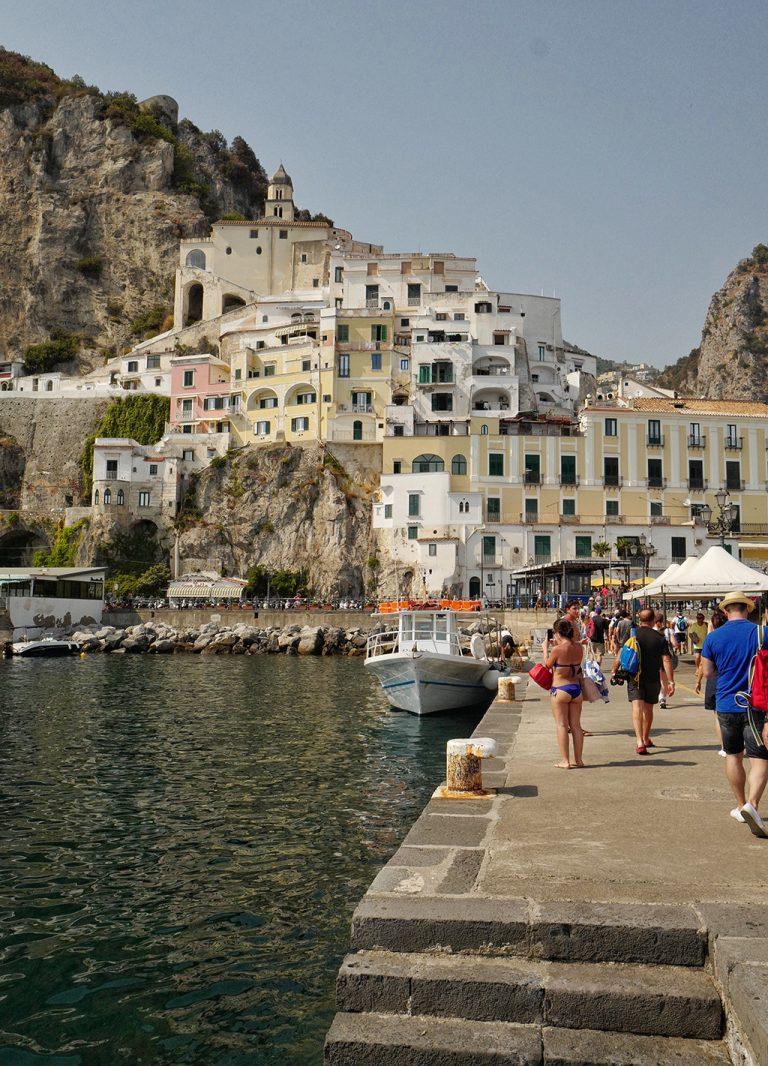 Amalfi Village, Italy