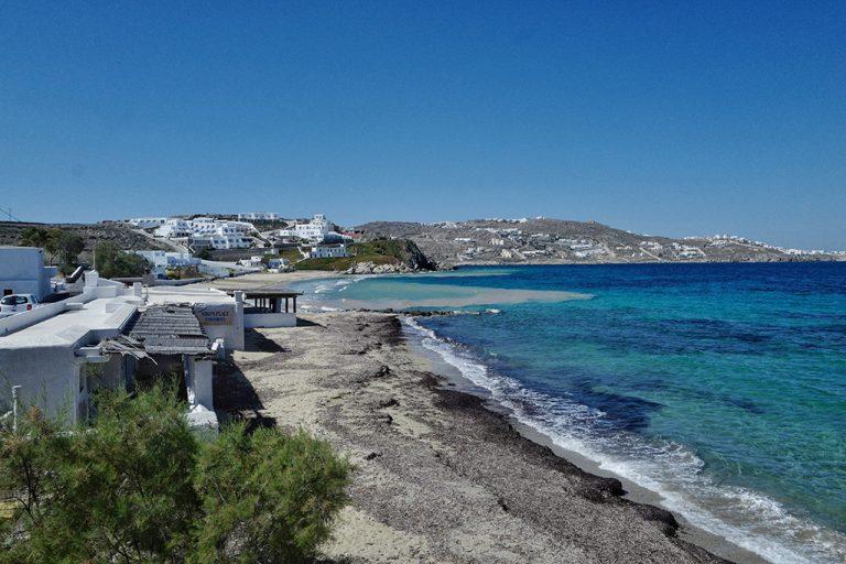 Mykonos Bay Greece
