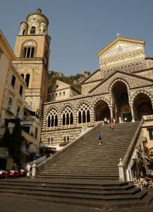 San Andrew church Amalfi, Italy