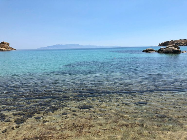 Paranga Beach Mykonos