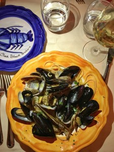 Restaurant Chez Black Positano, Italie