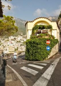 Via Cristoforo Colombo, Positano, Italie