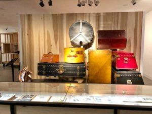 Malles pour automobille Louis Vuitton