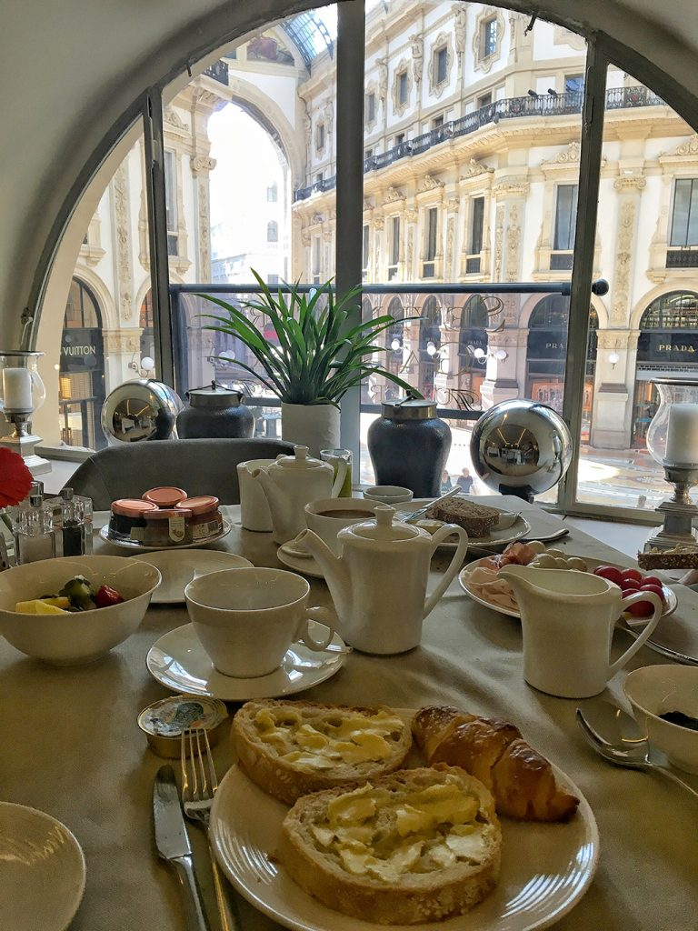 Breakfast TownHouse Hotel Milan