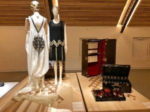 Wardrobe en peau d'éléphant Louis Vuitton