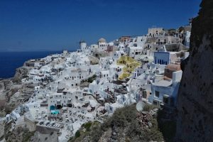 Extreme pointe, Oia, Greece