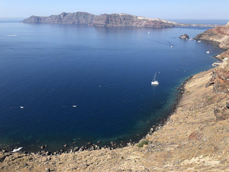 Caldera, Oia, Greece