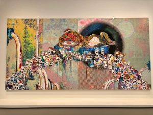 The Voices of Angel And Devil de Takashi Murakami