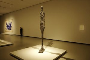 Grande Femme II de Alberto Giacometti