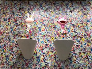 Kawaii aestheticism of Takashi Murakami