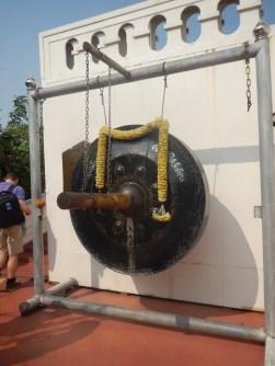 Un gros gong!