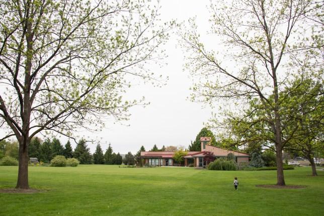 Yakima Arboretum Field