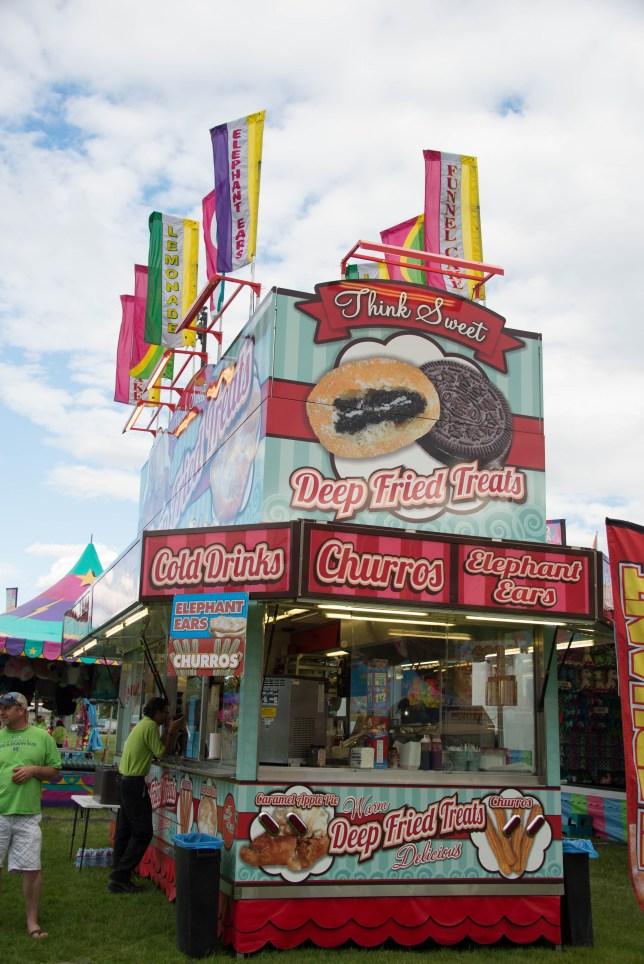 Yakima Fair Food