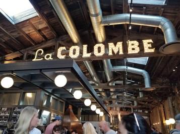 La Colombe Coffee Interior