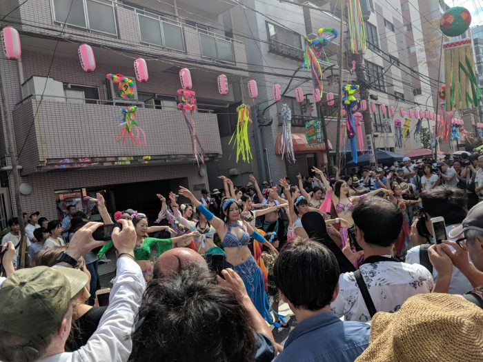 Tanabata Matsuri - Bellydancers