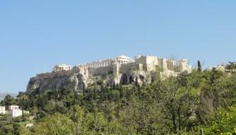 Acropolis – tourist magnet in Athens